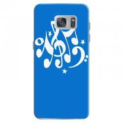 music notes#4 rock design graphic band Samsung Galaxy S7 Case | Artistshot