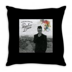 panic at the disco Throw Pillow | Artistshot
