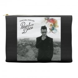 panic at the disco Accessory Pouches | Artistshot
