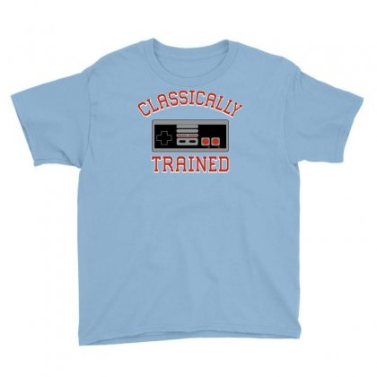 Classically-trained New Youth Tee Designed By Eugene