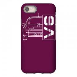 renault clio sport v6 sports car iPhone 8 Case | Artistshot