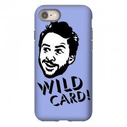 wild card iPhone 8 Case | Artistshot