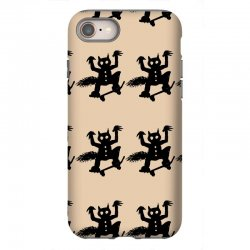 wild thing on a skateboard iPhone 8 Case | Artistshot