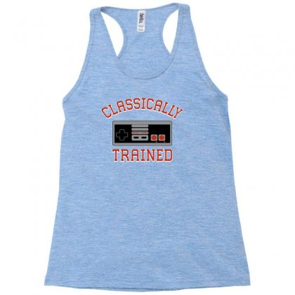 Classically-trained New Racerback Tank Designed By Eugene