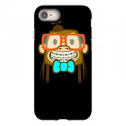 geek monkey iPhone 8 Case | Artistshot