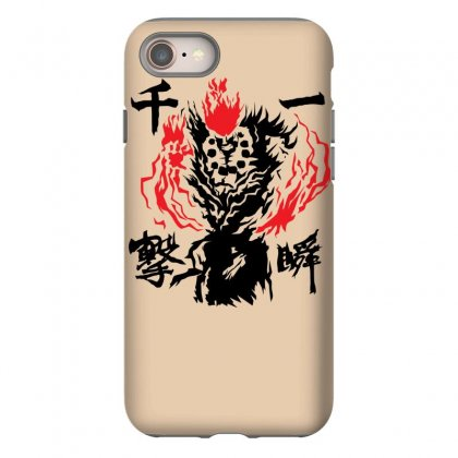 Raging Demon Iphone 8 Case Designed By Specstore