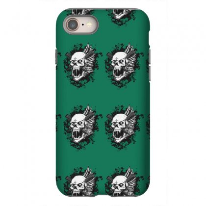 Sealed Vampire Skull Iphone 8 Case Designed By Specstore