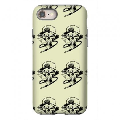 Skull Artis Iphone 8 Case Designed By Specstore