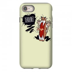 Angry Boss Screaming Deadline iPhone 8 Case | Artistshot