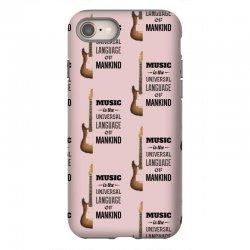 music quotes iPhone 8 Case | Artistshot