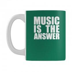music is the answer Mug | Artistshot