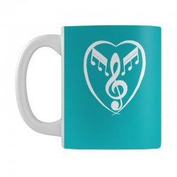 music heart Mug   Artistshot