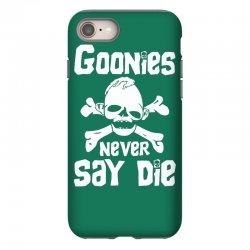 GOONIES NEVER Say DIE iPhone 8 Case | Artistshot