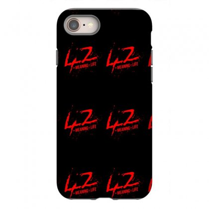 42 The Meaning Life Iphone 8 Case Designed By Specstore