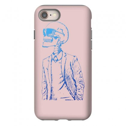 Gentleman Skull Iphone 8 Case Designed By Specstore