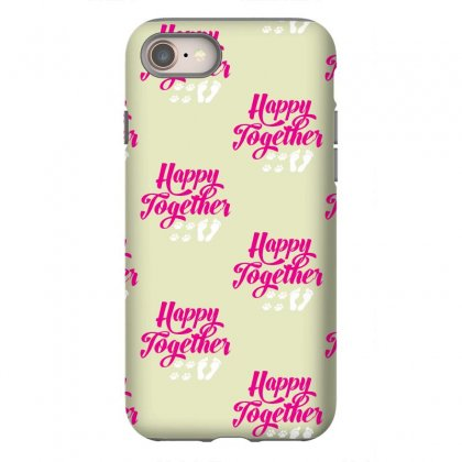 Happy Together With Pet Iphone 8 Case Designed By Specstore