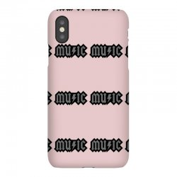 music iPhoneX Case | Artistshot