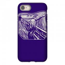the scream iPhone 8 Case | Artistshot