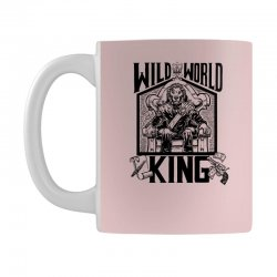 Wild World King Mug | Artistshot