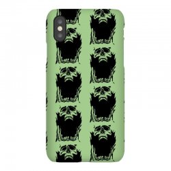 Screaming skull iPhoneX Case   Artistshot