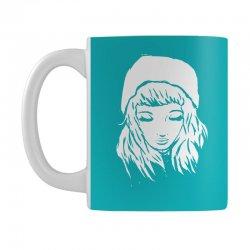 beanie hat eyes closed Mug | Artistshot