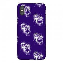 Scream Face iPhoneX Case | Artistshot