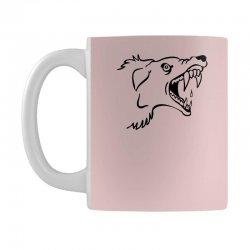 Screaming Mad Dog Mug | Artistshot