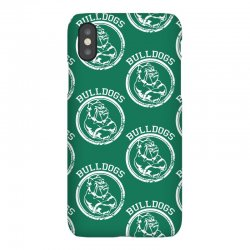 Bulldog Sports Team iPhoneX Case | Artistshot