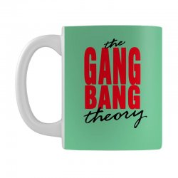 the gang bang theory Mug | Artistshot