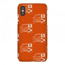 renault clio sport v6 sports car iPhoneX Case | Artistshot