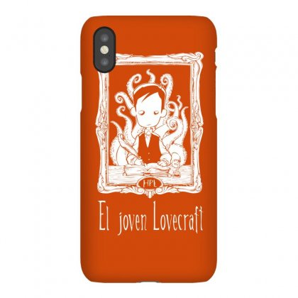 El Joven Lovecraft Iphonex Case Designed By Specstore