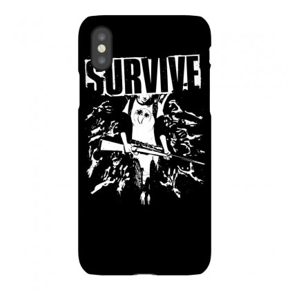 Ellie Iphonex Case Designed By Specstore
