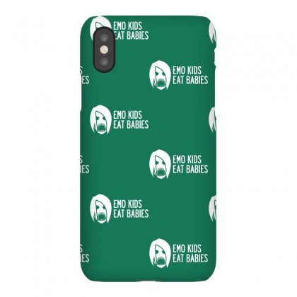 Emo Kids Eat Babies Iphonex Case Designed By Specstore