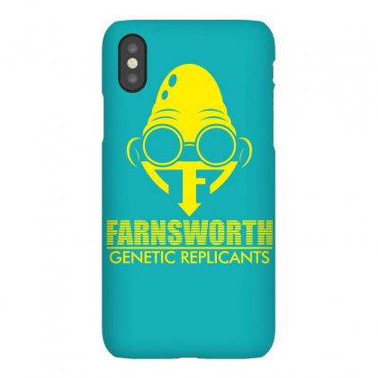 Farnsworth Genetic Replicants Iphonex Case Designed By Specstore