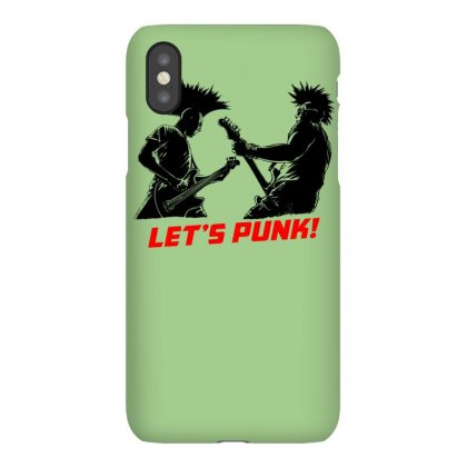 Lets Punk Iphonex Case Designed By Specstore