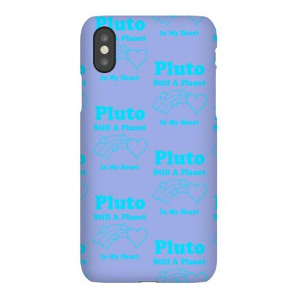 Pluto Still A Planet In My Heart Iphonex Case Designed By Specstore