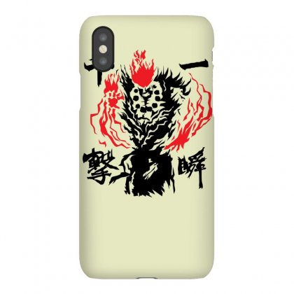 Raging Demon Iphonex Case Designed By Specstore