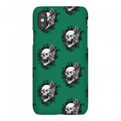 Sealed Vampire Skull Iphonex Case Designed By Specstore