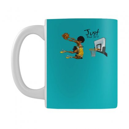 Just Dunk It Mug Designed By Specstore