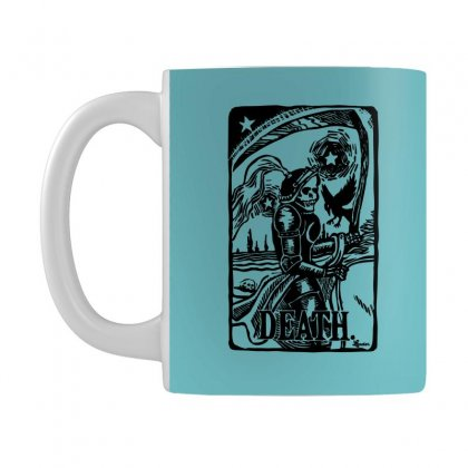 Tarot Death Card Mug Designed By Specstore