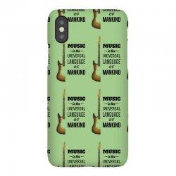music quotes iPhoneX Case | Artistshot