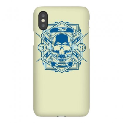 True School Iphonex Case Designed By Specstore