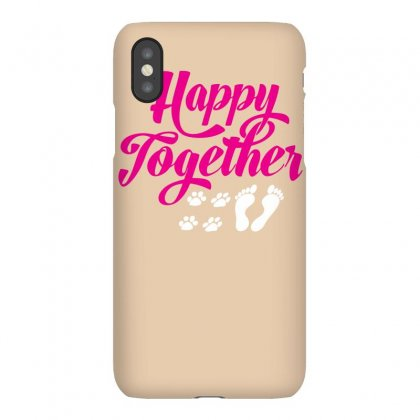 Happy Together With Pet Iphonex Case Designed By Specstore