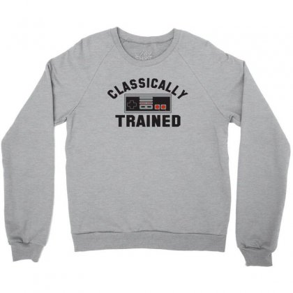 Classicaly Trained Crewneck Sweatshirt Designed By Eugene