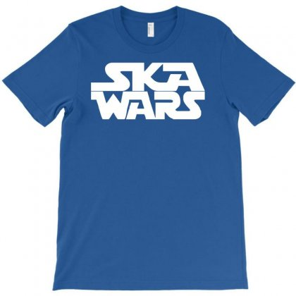 Ska Wars Punk Rock Music Band Tee New T-shirt Designed By Syarip