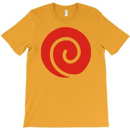 Uzumaki Clan Symbol Crest   Otaku Cosplay Anime Fan Naruto Gift Expo T T-shirt Designed By Syarip