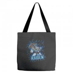 raiden Tote Bags | Artistshot