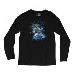 raiden Long Sleeve Shirts | Artistshot