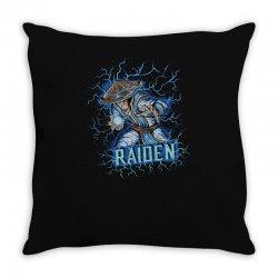 raiden Throw Pillow | Artistshot