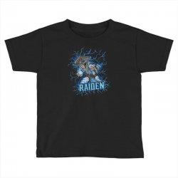 raiden Toddler T-shirt | Artistshot